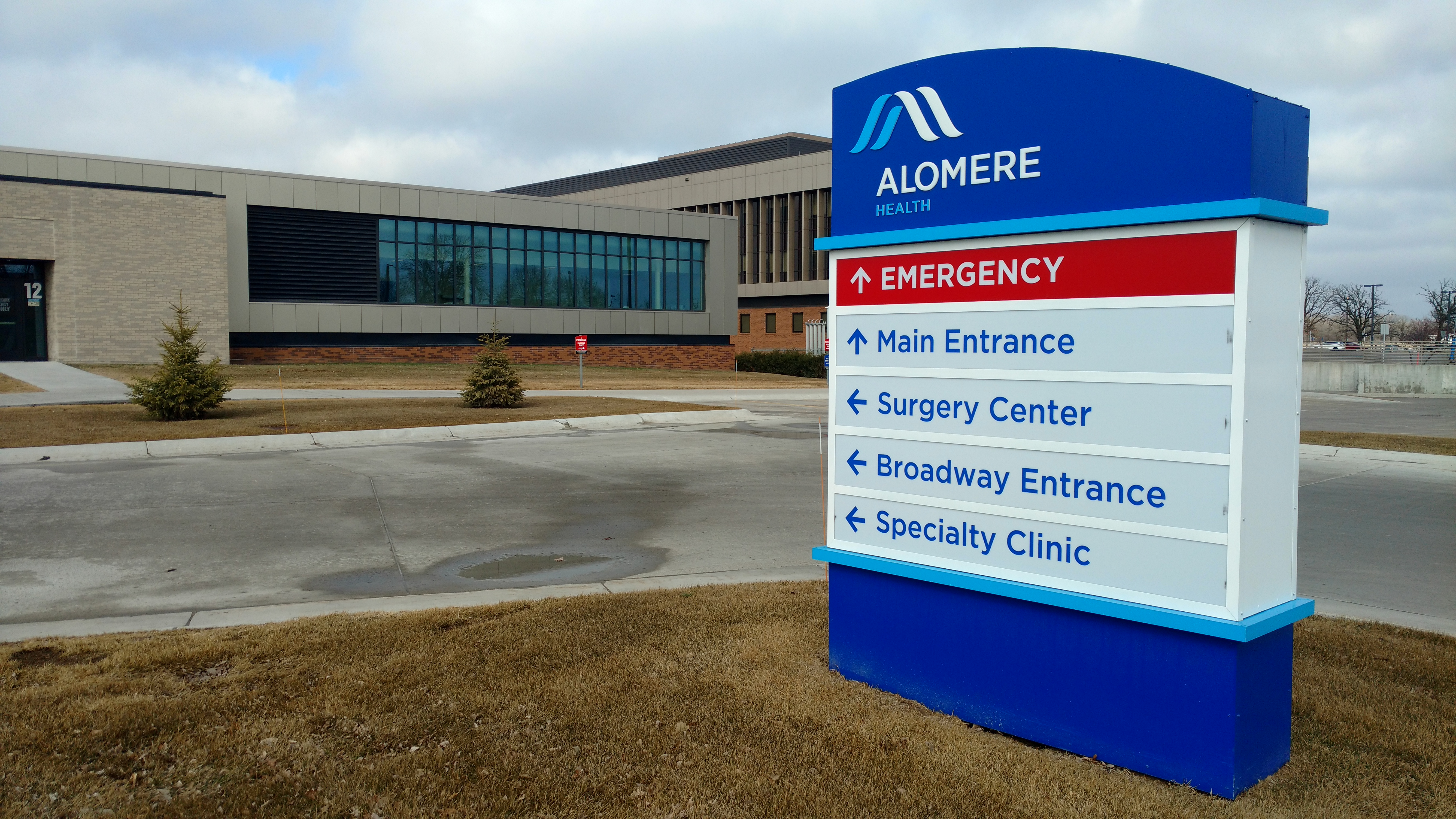 Alomere Health - commercial electric project