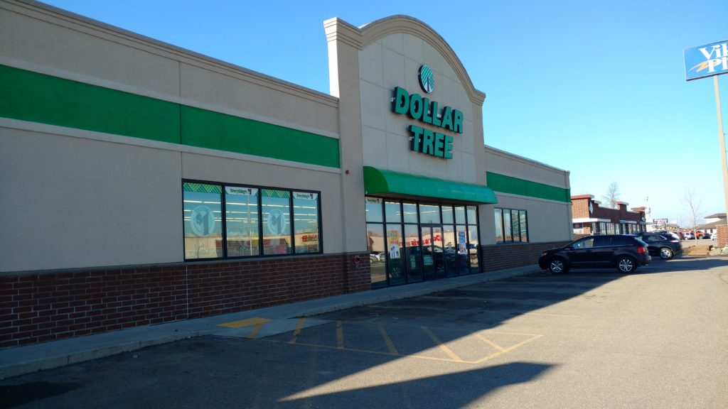 Dollar Tree - commercial electric project