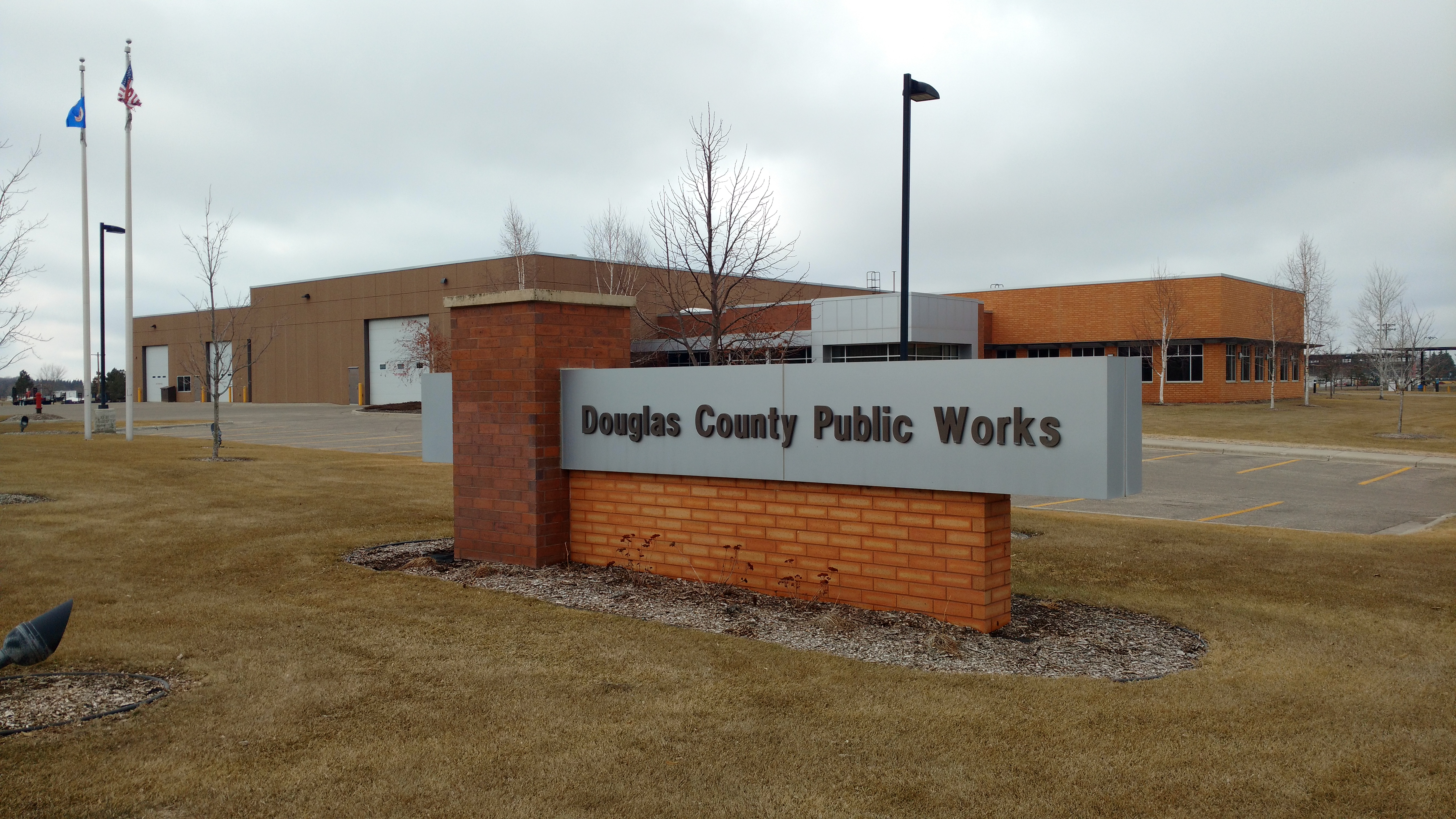 Douglas County Public Works - commercial electric project alexandria mn